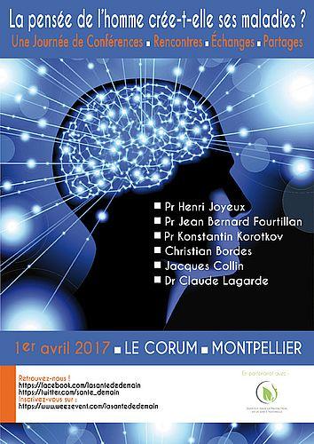 congrès la santé de demain à Montpellier