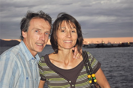 christian et sylvie Bordes
