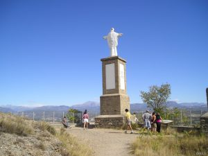 Lieux sacrés d'Aragon et gastronomie