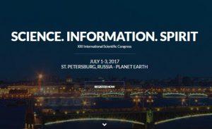 XX Congrès International de St. Petersburg