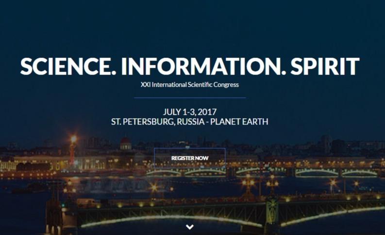 XX Congrès International de Saint Petersburg, délégation francophone