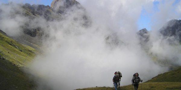 Traversée des pyrénées 09 – 2005